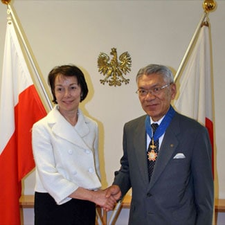 Hirotaka Kawai Grand Cross of the Order of Merit